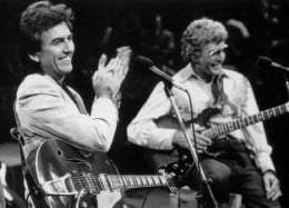 Carl Perkins & George Harrison