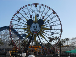 California Adventure: A Disney Theme Park in Anaheim California