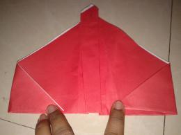 Folded corners