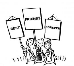 Qualities of a Good Friend Worksheet