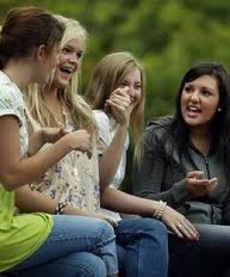 Popular tweens and teens are seen as leaders in their respective schools in addition to be leaders among their friends, peers & associates..