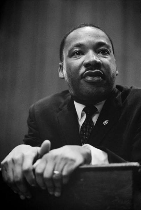 Dr Martin Luther King won the Nobel Peace Prize in 1964