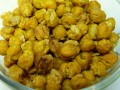 Oven Roasted Chickpea Recipe