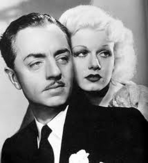 William Powell and Jean