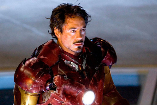 Robert Downey Jr. stars as Iron Man in the latest installment in the franchise based on the Marvel Comic Book