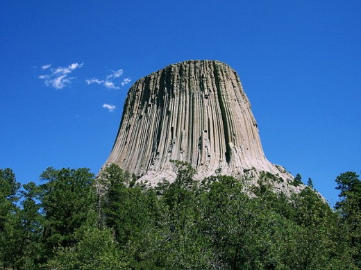 Authorized in 1906, Devils Tower was the first national monument created in the United States
