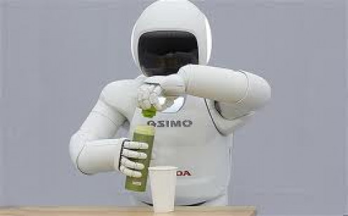 Asimo is a robot from Honda that can do a number of tasks such as making drinks. Is it a technology of the future?