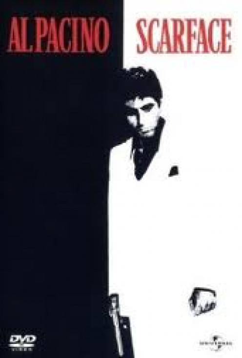 Scarface was a remake of a 1930's film of the same name. It stars Al Pacino and it's a gangster classic made by Brian De Palma.