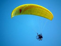 Paragliding in Vagamon : My Favorite Tourist Spot in Kerala