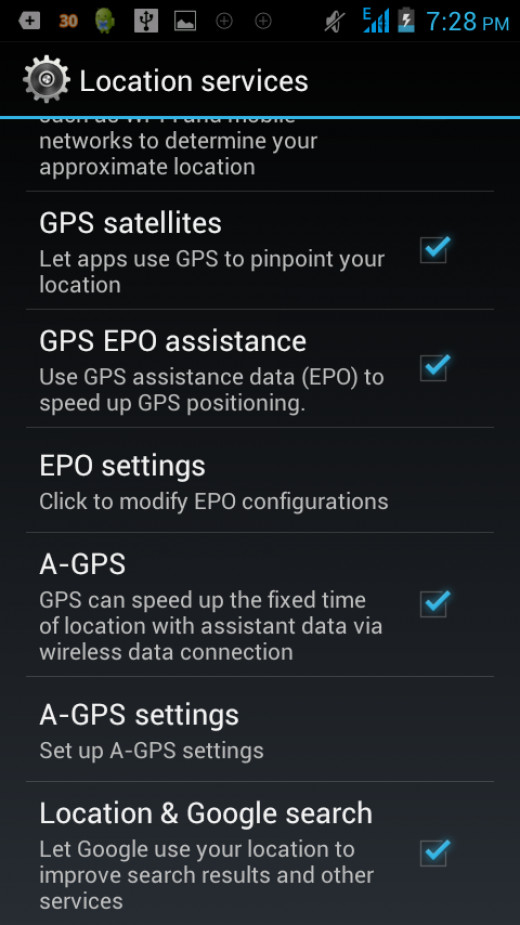 Using GPS without Data Plan