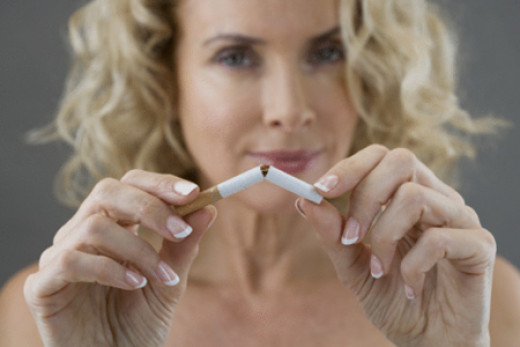 Effects of smoking on Women