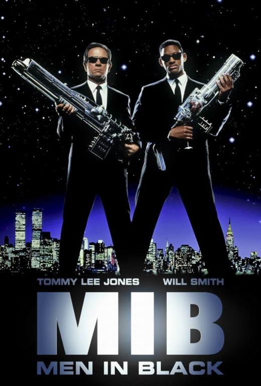 Men in Black (1997)