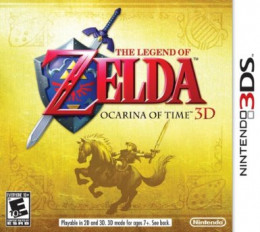 An old Legend of Zelda title remastered in to one of the best 3DS Games of all time!