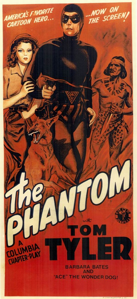 The Phantom (1943)