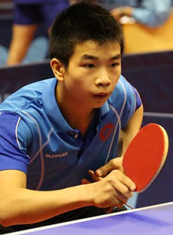How to Grip your Table Tennis Racket