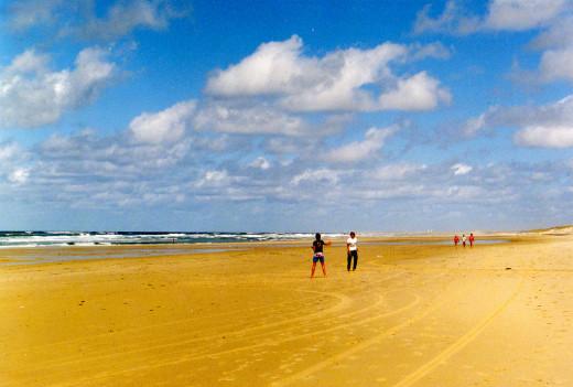 BISCARROSSE BEACH
