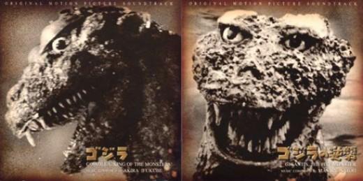 Godzilla (1954) and Godzilla Raids Again (1955)