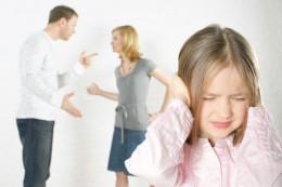 children's suffer from divorce