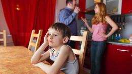 How divorce effect kids