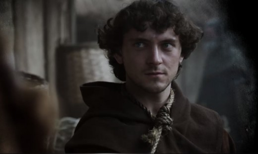 Athelstan (George Blagden) © MGM Television/History