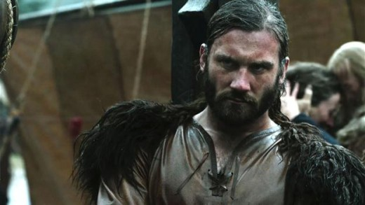 Rollo (Clive Standen) © MGM Television/History