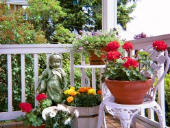 Gardening; Container Style