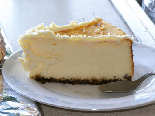 Delicious Rumchata cheesecake recipe