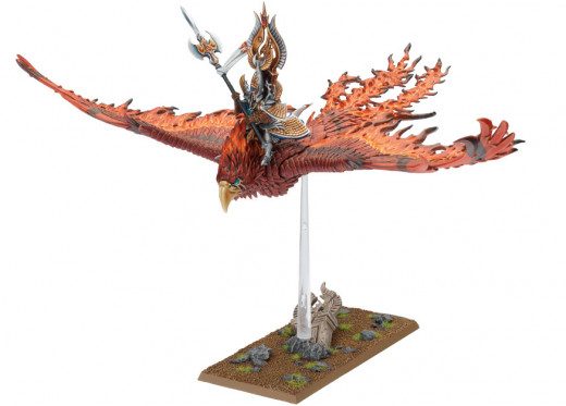 Flamespyre Phoenix by GamesWorkshop