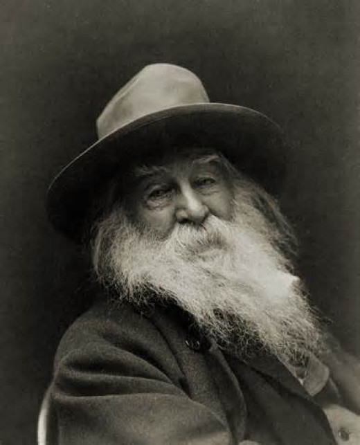 Walt Whitman....your peer.