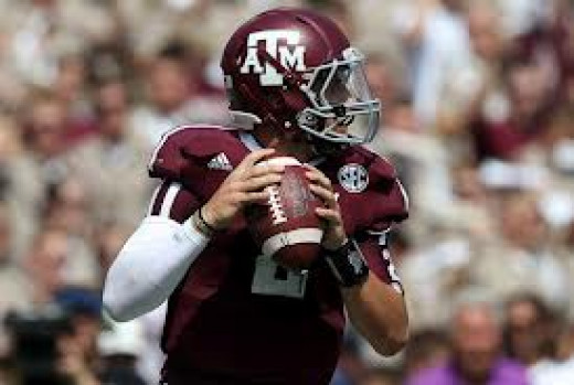 QB Johnny Manziel (Texas A&M)