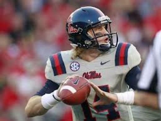QB Bo Wallace (Ole Miss)