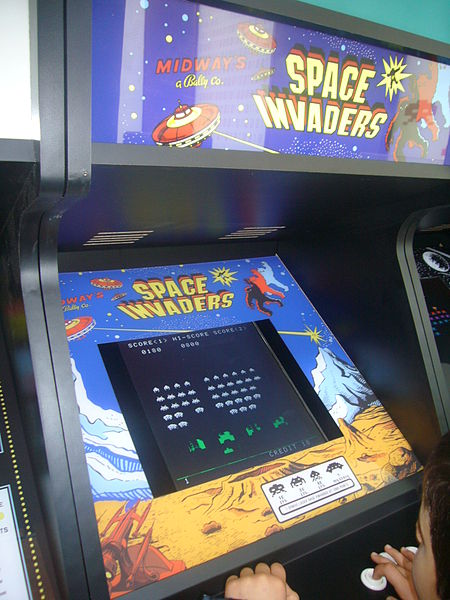 """Space Invaders"" was phenomenally successful in the late '70s."
