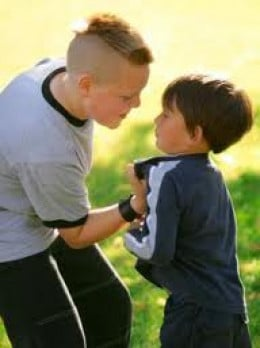 Bullies are categorized as sociopaths. Such young people have no concept of ethical behavior. They have no concern whether or not their actions have a damaging effect on their victim.They often maintain that it is the VICTIM who is at fault, not THEM
