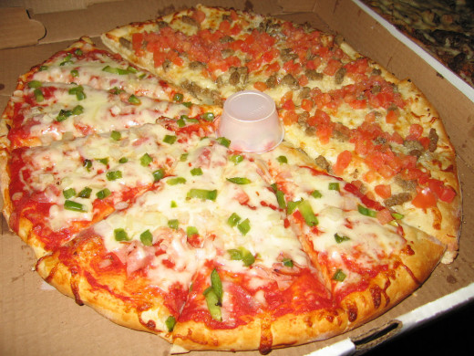 Pizza may be delicious, but your body pays the price when you overdo it.