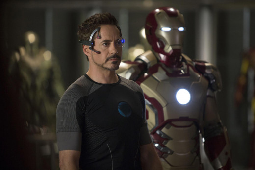 Robert Downey Jr.'s performance in Iron Man 3 is arguably his best as Tony Stark.