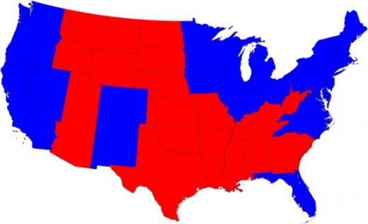 united states of ideology