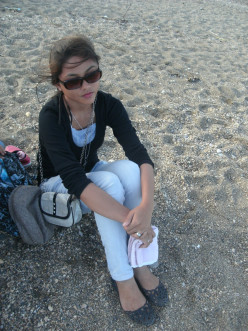 Raciniwa of the  sandy beaches.....
