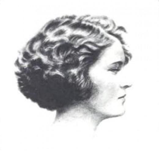 Zelda Fitzgerald 1922