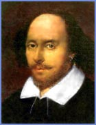 William Shakespeare by Joseph Taylor