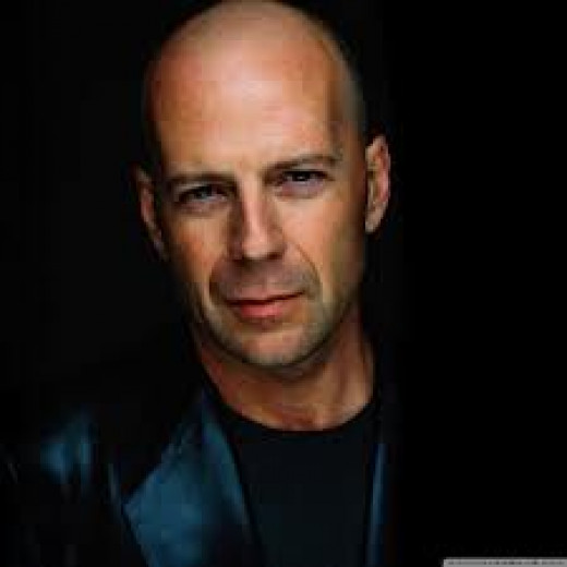 Bruce Willis---Charm and The King of Action Movies