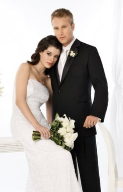 Selecting Wedding Attire Part I-Bride and Groom