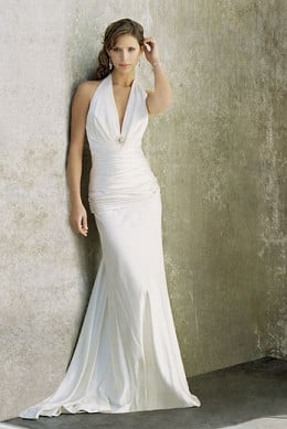 Bridal Gown Model