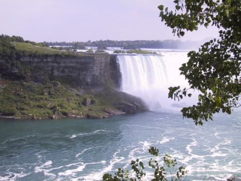 Niagara Falls, Canadian Falls
