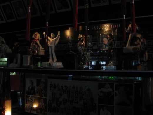 Elvis Souvenirs The Formosa Cafe