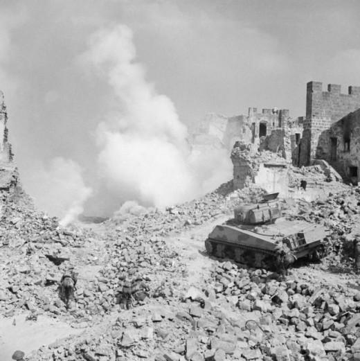 Italy, 1944