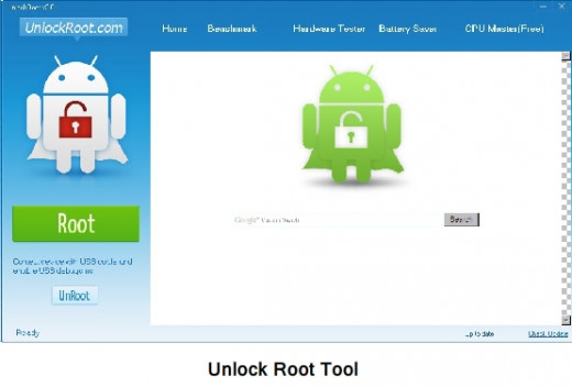 The Unlock Root Tool