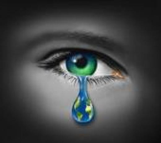war and violence and human pain