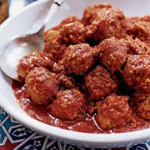 Tasty Recipe of Homemade Meatball Nirvana