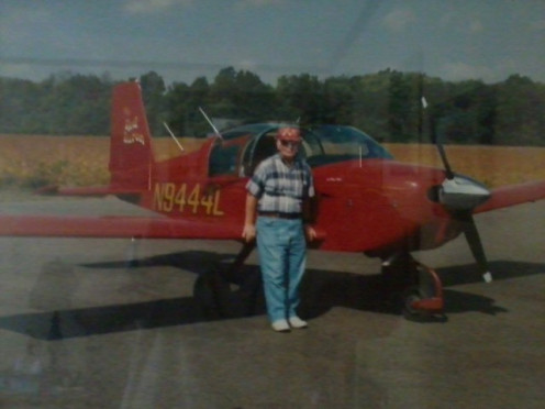 MY DAD AND HIS LOVE FOR FLYING FOR OVER 60 YEARS