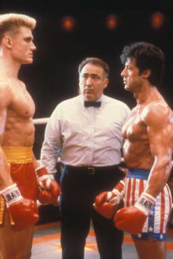 Do you think Rocky IV is the greatest boxing movie ever?
